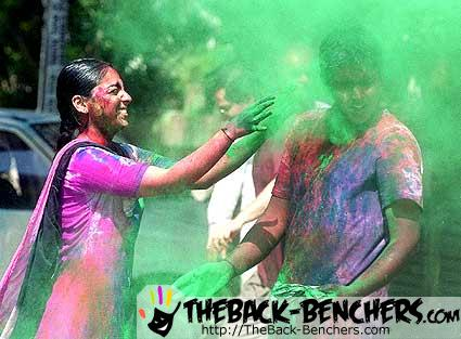 Holi Celebration Pictures  Happy Holi