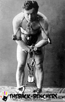 Harry Houdini Magician