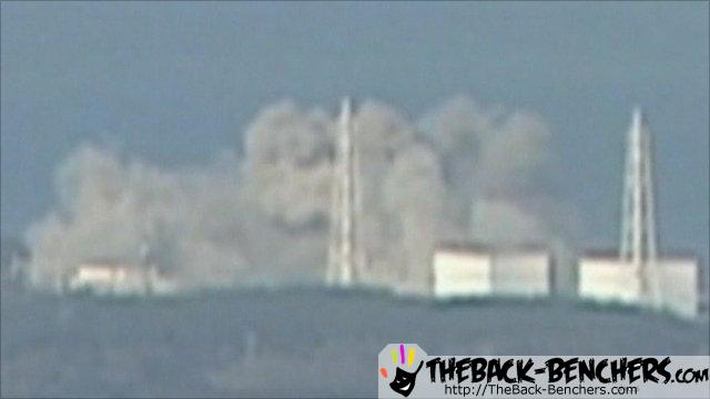 Huge blast at Japan nuclear power plant