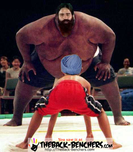 ramdev-and-manmohan-cogress-funny-photo