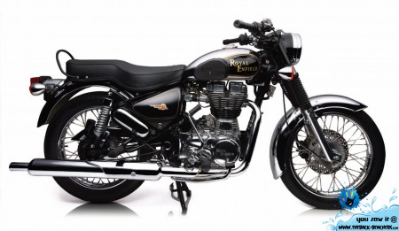 Royal-Enfield-Bullet G5-Deluxe