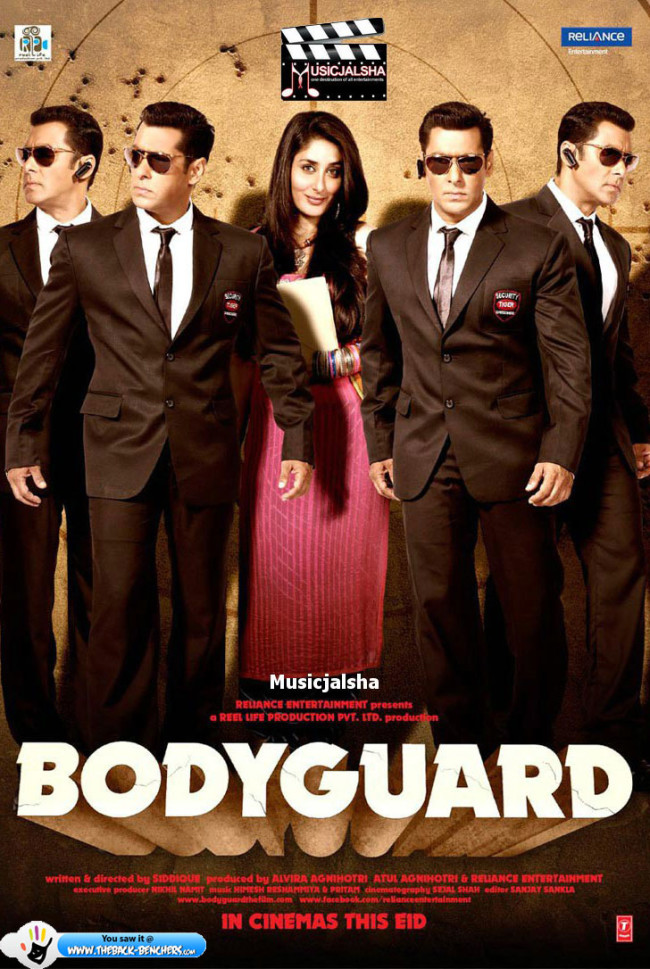 Salman Khan and kareena 2011-new-Movie-Bodyguard