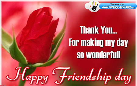 Happy friendship day photos 2011