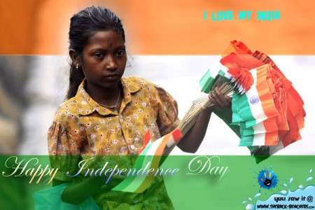 independence day india i love my india
