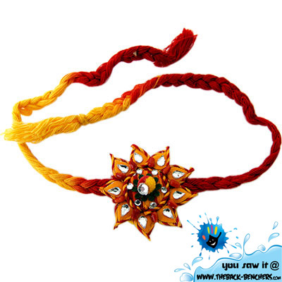 raksha bandhan rakhi simple