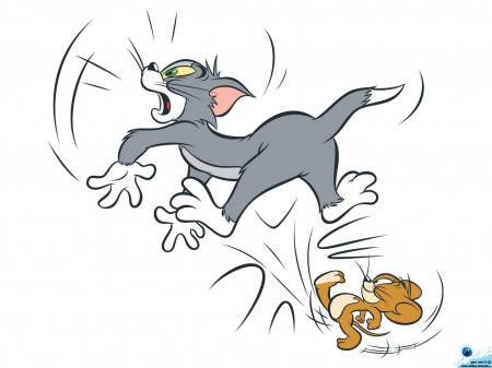 Tom and Jerry photo wallpaper