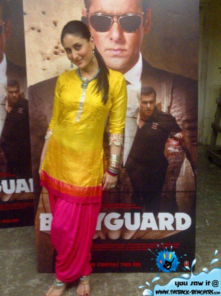 bodyguard kareen suit salwar wallpaper