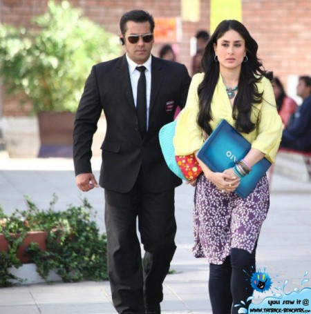 salmaan and kareena hindi movie bodyguard