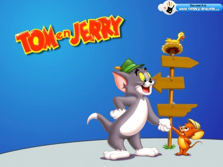 tom and jerry wallpaper 2011