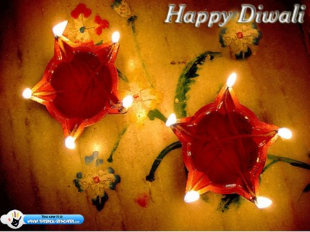 Diwali wallpaper 3d
