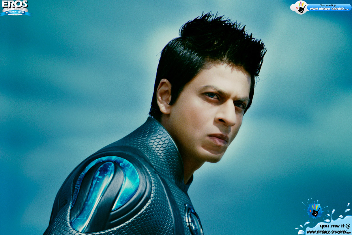 download ra.one wallpapers, shahrukh khan g.one photos - theback