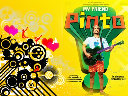 My Friend Pinto movie