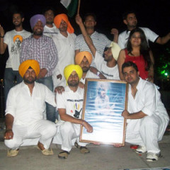 Sardar Bhagat Singh Birthday Celebration By TheBack-Benchers.com