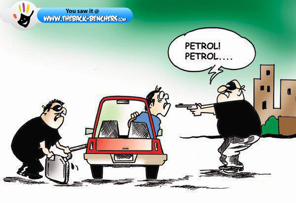 Petrol prices hike? here are the funny suggestion and alternative