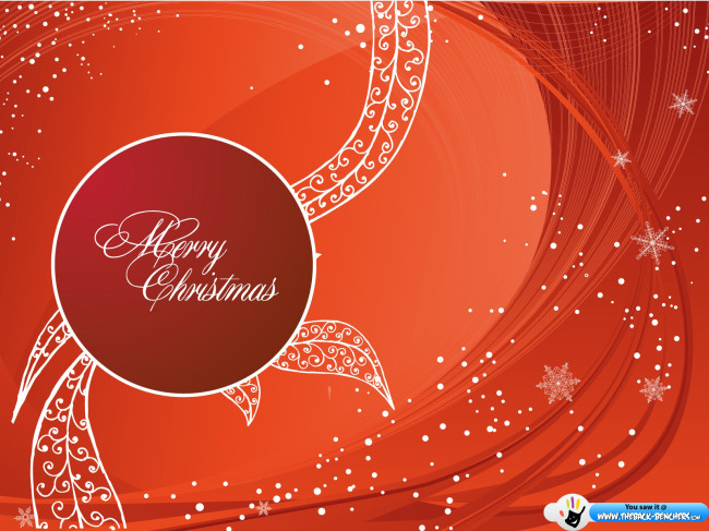 Merry Christmas Greeting facebook