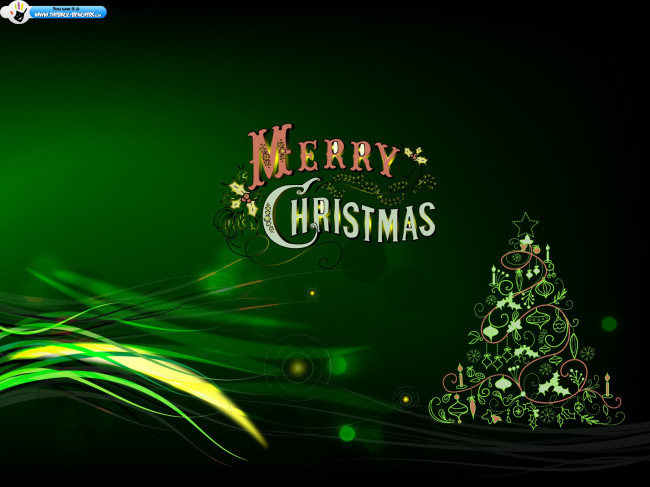 Merry Christmas hd 3d