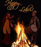 happy lohri picture