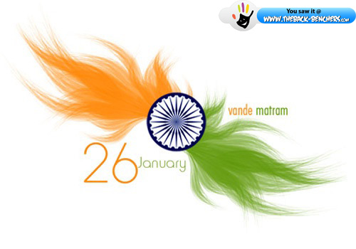 republic day 3d wallpaper