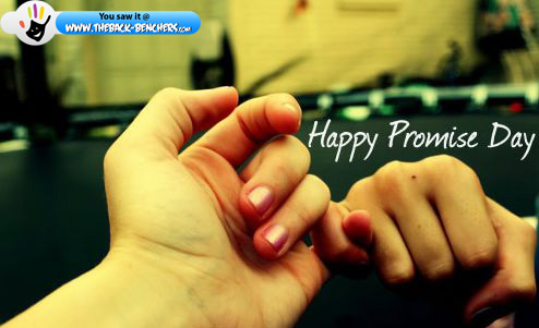 Happy Promise Day 2012 pic