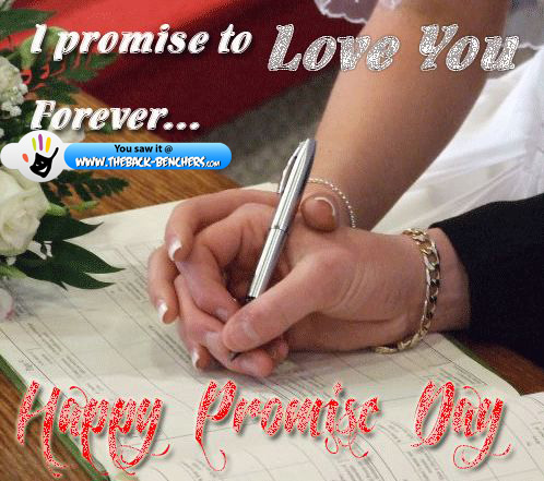 Happy Promise Day image 2012