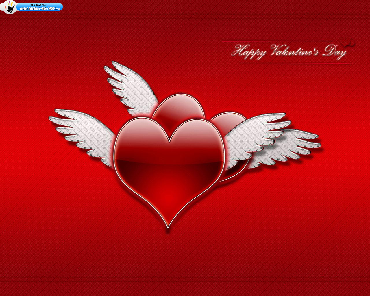Happy Valentines Day 3d 2012