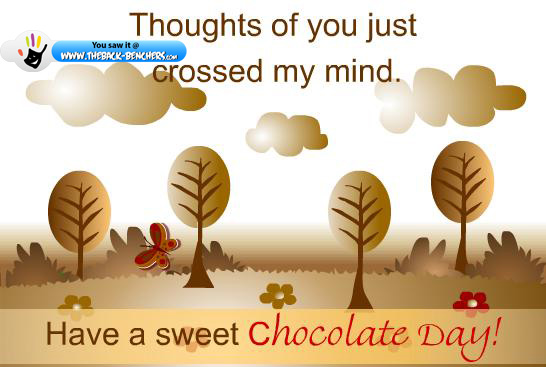Happy chocolate day 2012