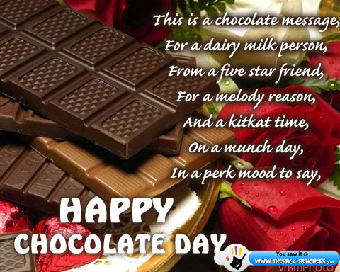 Happy chocolate day pictures