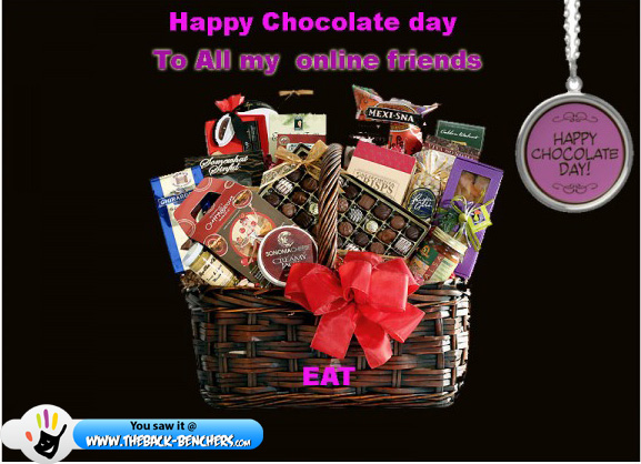 choclate day wishes