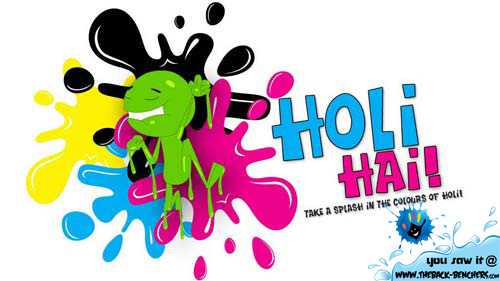happy holi hai 2012