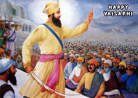 Birth of Khalsa Vaisakhi, Visakhi, Vaishakhi and Baisakhi HD Wallpapers, Images, Pictures, Photos, Vector, Graphics, Pics, FB Facebook Covers, Greeting Cards