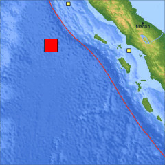 Earthquake in Indonesia today 4 April 2012 issues tsunami warning