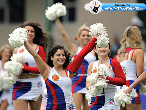 Hot sexy ipl 2012 cheerleaders