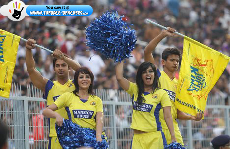 ipl 2012 cheerleaders