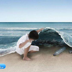 Stop Polluting, This is the future sea