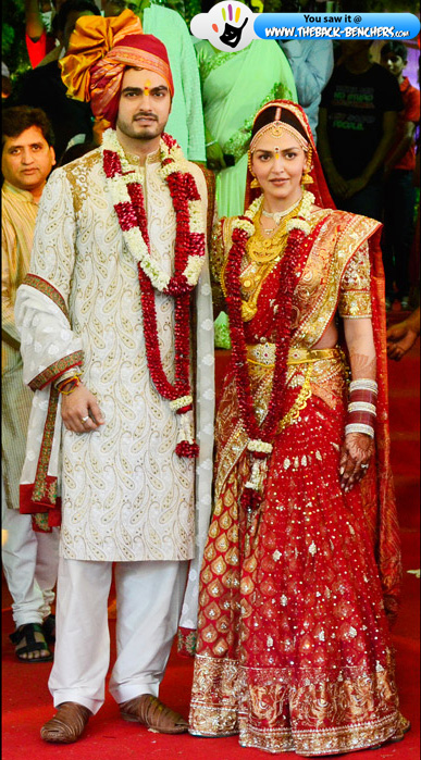 esha deol bhart marriage photos