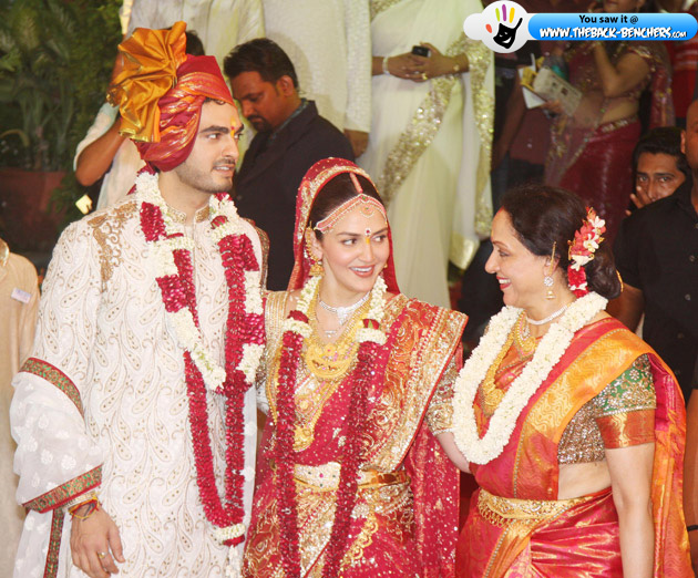 Esha Deol marriage pictures photos, Esha Deol wedding picsTheBack ...