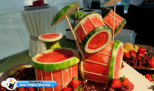 watermelon drums