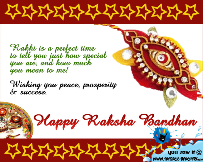 Happy Rakhi wishes
