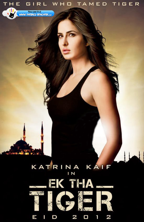 Katrina Kaif-wallparer Ek Tha Tiger