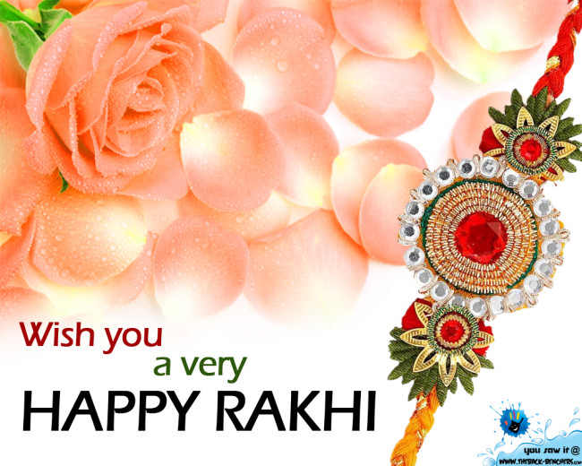 Raksha Bandhan wallpaper 2012