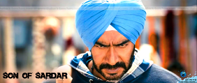 Son of Sardar ajay devgan