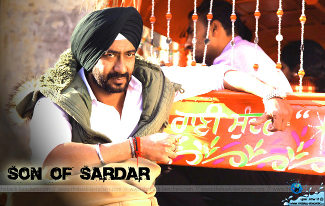 Son of Sardar wallpapers