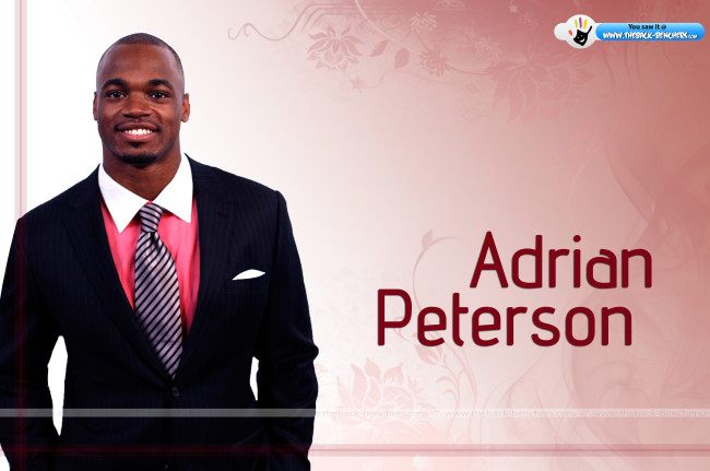 adrian peterson wallpaper hd