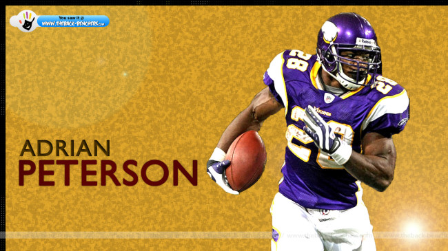 adrian peterson wallpapers