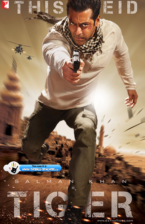 Salman khan Ek tha tiger wallpaper
