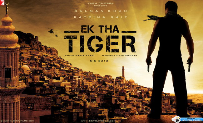 ek tha tiger main wallpaper