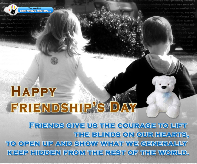 3d friendship day