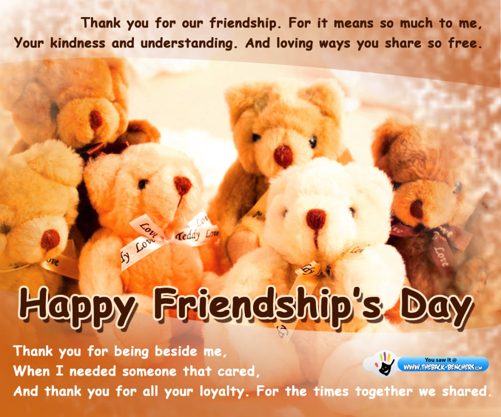 friendship day image wishes