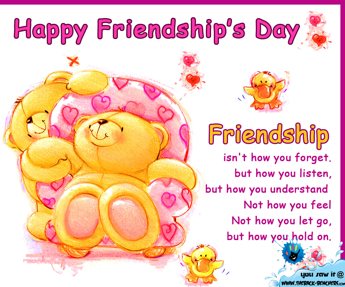 happy friends day images - TheBack-Benchers.comTheBack-Benchers.com