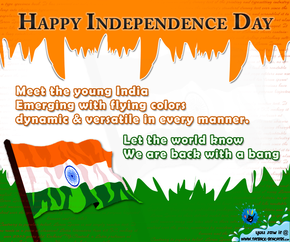 small essay on independence day of india Celebration of independence day essay  india independence day poems,  short poems on indian independence day, small desh bhakti poems in hindi,.